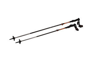 Komperdell Expedition Vario 4 Compact Hiking Poles
