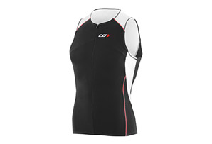 Louis Garneau Comp Sleeveless Tri Top - Mens
