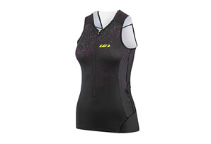 Pro Carbon Sleeveless Triathlon Top - Women's