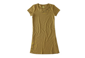 Life is Good Grow The Good Branches T-Shirt Dress - Women's