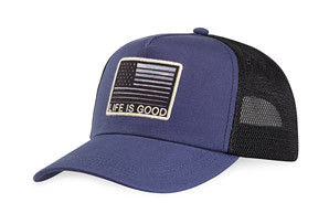 Life is Good Mesh Back Chill Cap