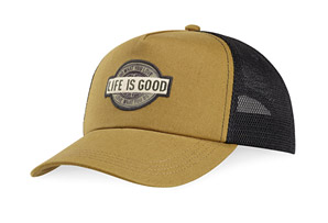 Life is Good Do What You Love, Love What You Do Cap