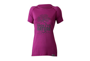 BACK Merino T-Shirt - Women's