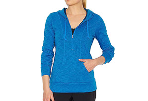 Lucy Sexy Sweat Half Zip - Women's