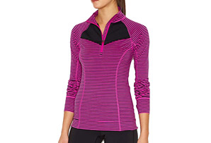 Lucy My Happy Pace Half Zip - Women's