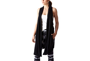 Lucy Calm Heart Wrap Vest - Women's