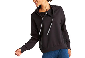 Lucy Full Potential Half Zip - Women's
