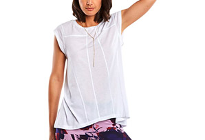 Lucy Effortless Ease Short Sleeve Top - Women's