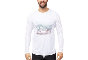 Coastal UPF 50+ L/S Sunshirt - Men's