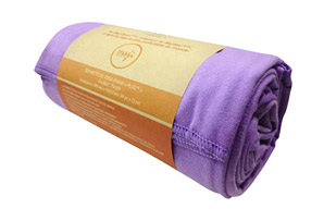 Maji Suede Hot Yoga Towel 24
