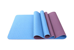 Maji 2 Tone Mat With Fabric