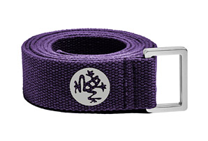 Manduka unfold yoga strap 6ft