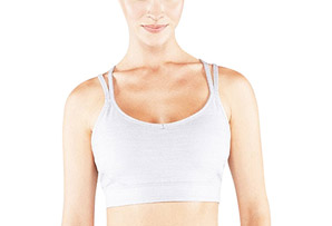 Manduka Cross Strap Bra - Women's