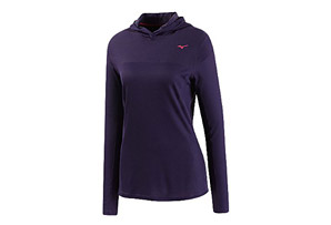 Mizuno Breath Thermo Body Mapping Hoody - Women's
