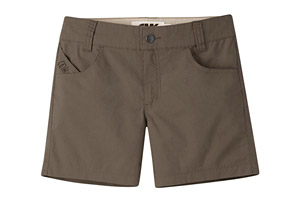 Mountain Khakis Stretch Poplin Short Slim Fit 4.5