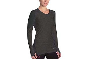 MPG Continuity Long Sleeve Top - Women's