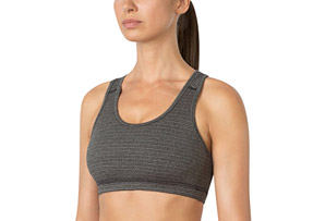 MPG Elliptical 2.0 Two Tone Sports Bra - Women's