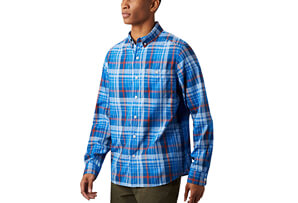 Minorca Long Sleeve Shirt - Men's