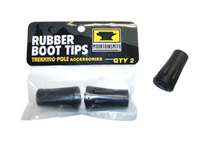 Trekking Pole Rubber Boot Tips