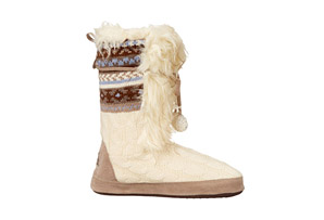 MUK LUKS Jewel Boots- Girl's