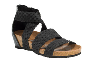 MUK LUKS Elle Wedge Sandals - Women's