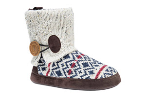 MUK LUKS Patti Slippers - Women's