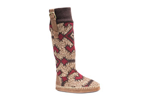 MUK LUKS Angela Slippers - Women's