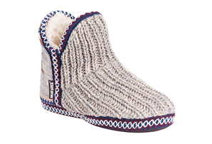 MUK LUKS Patterned Amira Slippers - Women's