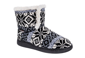 MUK LUKS Surplice Slippers - Women's