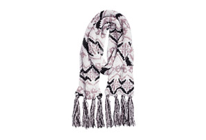 MUK LUKS Tribal Basic Scarf - Women's