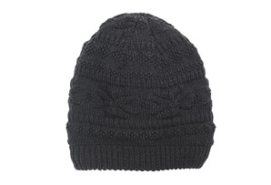 Faux Sherline Lined Beanie - Men's
