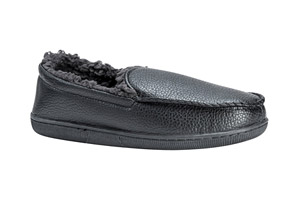 Moccasin Slippers - Men's