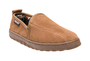 Eric Suede Slippers - Men's