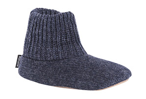 Morty Ragg Wool Slipper Socks - Men's