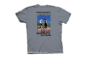 The Mountain Physical Relationship Tee - Mens