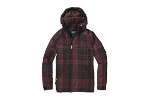 Nikita Bittersweet Plaid Jacket - Women's