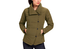 Nau Imperial Poplin Down Jacket - Women's