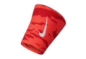 Nike Dri-Fit Camo Doublewide Wristbands
