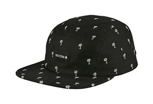 Nixon Tide 5 Panel Hat - Men's
