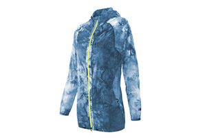 New Balance Print Woven Packable Jacket - Women's