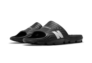 New Balance Drain & Float Slides - Men's