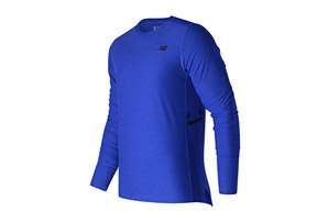 New Balance N Transit Long Sleeve Top - Men's