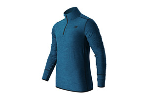 New Balance N Transit Quarter Zip - Men's