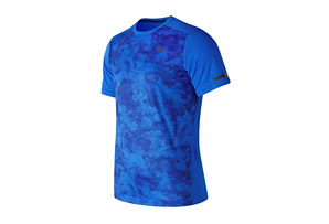 New Balance Max Intensity Short Sleeve - Men's