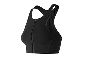 New Balance Intensity Crop Bra Top - Women's