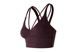 Strappy Crop Top - Women's