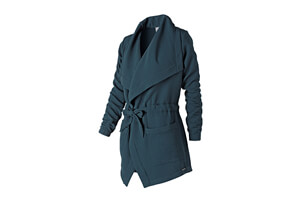 Studio Tie Waist Jacket - Women's