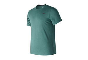 Heather Tech Short Sleeve - Men's