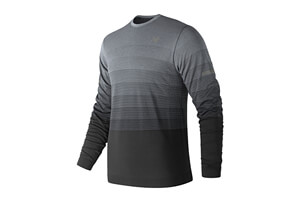 Merino Ombre Long Sleeve - Men's