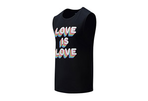 Pride Love Is Love Tank - Men's